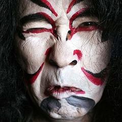 Kabuki Is Not White Face Lucy Sheen Actor Writer Filmmaker Adoptee - Kabuki-makeup