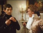 Anthony Andrews and Ian McKellen in The Scarlet Pimpernel 1982