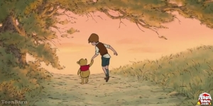 Winnie-the-Pooh-Tigger-Christopher-Robin-Rabbit-and-Hundred-Acre-Wood