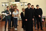 RSC rehearsal for Richard III